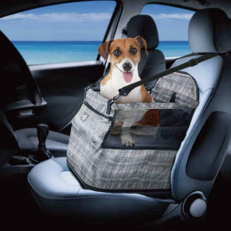 See Out Safe Car Booster Seat For Dogs