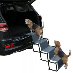 Foldable Pet Ladder - The Dog Ramp Co.