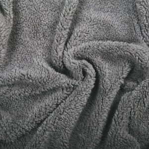 Plush Mini Staircase (Charcoal Grey) - The Dog Ramp Co.