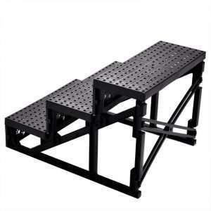 Plush Mini Staircase (Durable Construction) - The Dog Ramp Co.