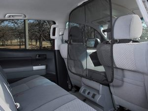 Solvit by PetSafe Car Front Seat Mesh Barrier for Dogs - The Dog Ramp Co. Australia