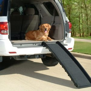 Solvit by PetSafe UltraLite Bi-Fold Car Pet Ramp Suitable For Dogs Up To 90kg - The Dog Ramp Co. Australia