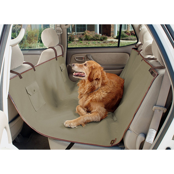 PetSafe HappyRide Waterproof Hammock Seat Cover (Formerly Solvit) - The Dog Ramp Co.