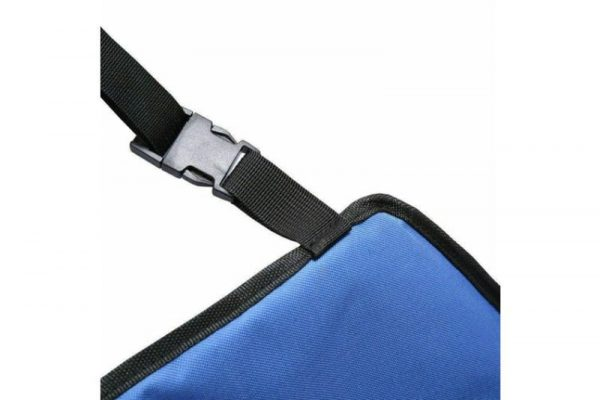PaWz Dog Booster Seat Car Carrier - Blue - The Dog Ramp Co. Australia