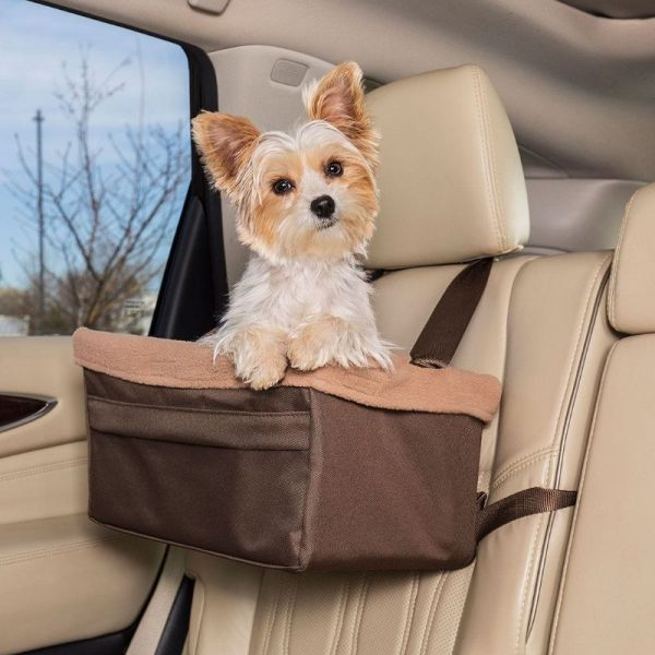 PetSafe HappyRide Car Booster Seat for Dogs - The Dog Ramp Co. Australia