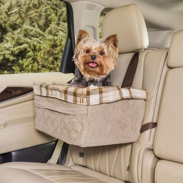 PetSafe Happy Ride Quilted Booster Seat - The Dog Ramp Co. Australia