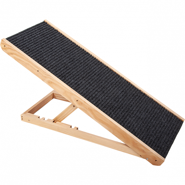 Height Adjustable Wooden Dog Ramp [Ready to Ship] - The Dog Ramp Co. Australia
